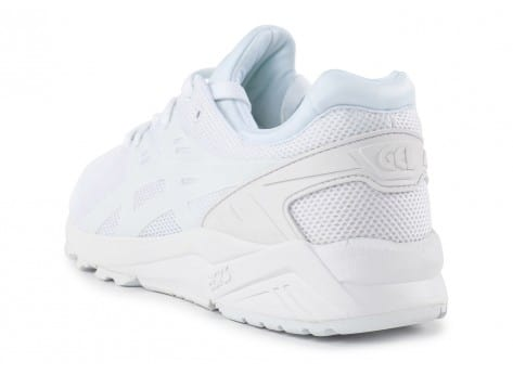 Chaussures Asics Gel Kayano Trainer Evo blanche vue arrière