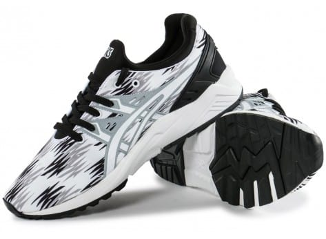 Chaussures Asics Gel Kayano Trainer Evo Flash Lights vue intérieure