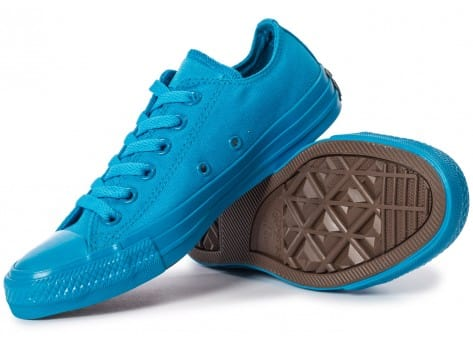 Chaussures Converse Chuck Taylor All Star Mono OX Paint blue vue intérieure