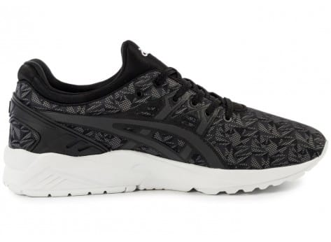Chaussures Asics Gel Kayano Trainer Evolution Origami anthracite vue dessous