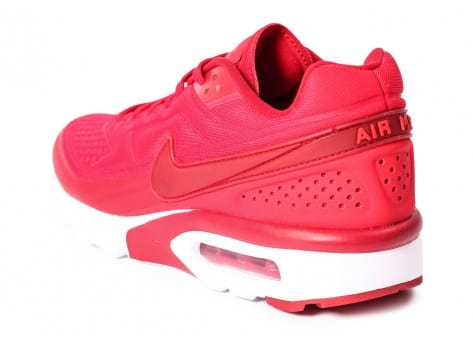 Chaussures Nike Air Max BW Ultra SE rouge vue arrière
