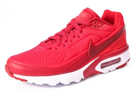 Chaussures Nike Air Max BW Ultra SE rouge vue avant
