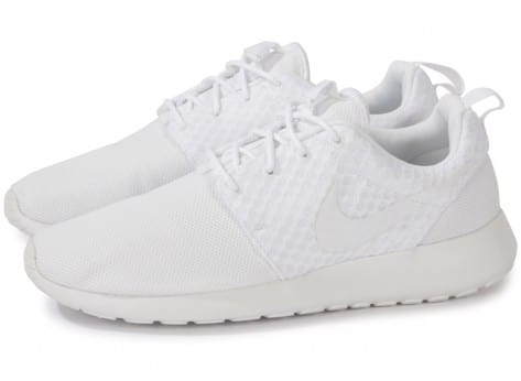 Baskets Nike Blanches Homme