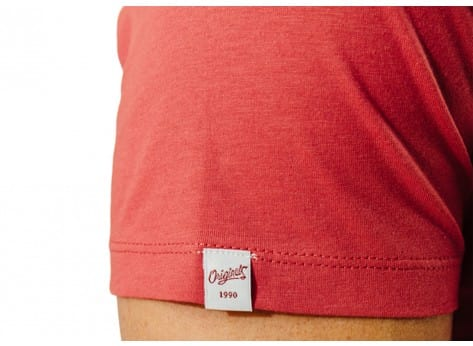 Tee-shirt Jack & Jones T-Shirt Play rouge