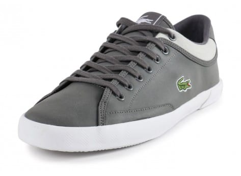 Chaussures Lacoste Angha grise vue avant