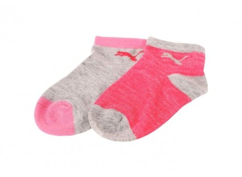 Chaussettes Puma Chaussettes Run Free 2 paires roses