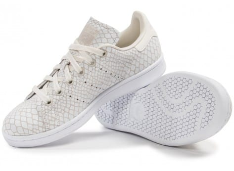 Chaussures adidas Stan Smith Snake blanche vue intérieure