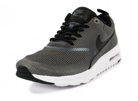 Chaussures Nike Air Max Thea anthracite vue avant