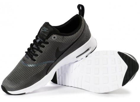 Chaussures Nike Air Max Thea anthracite vue intérieure