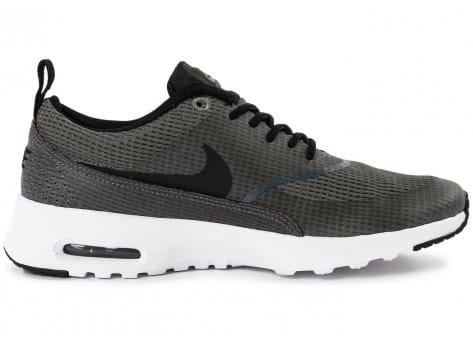 Chaussures Nike Air Max Thea anthracite vue dessous
