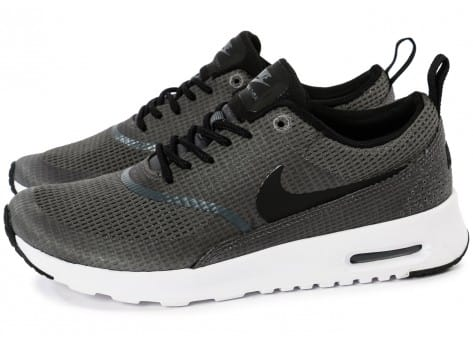 Chaussures Nike Air Max Thea anthracite vue extérieure