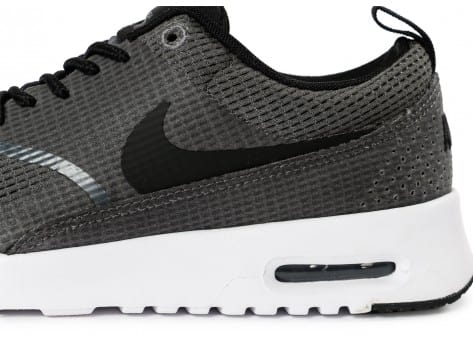 Chaussures Nike Air Max Thea anthracite vue dessus