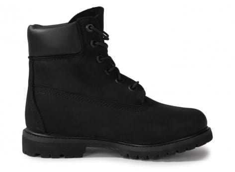 Chaussures Timberland 6-INCH PREMIUM WATERPROOF NOIRE vue dessous