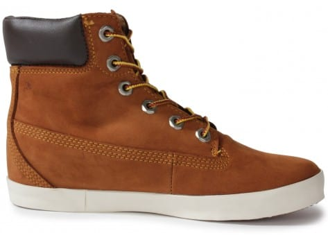 Chaussures Timberland Earthkeepers Glastenbury marron vue dessous