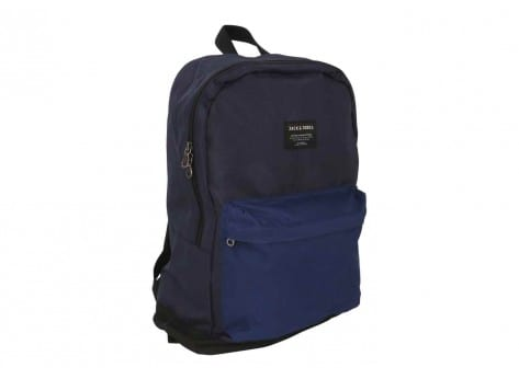 Sacs Jack & Jones Sac à dos Mix bleu Marine