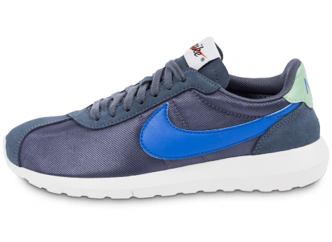Chaussures Nike Roshe LD-1000 W bleue vue arrière