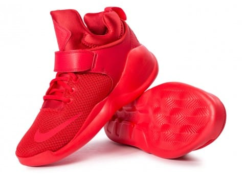 Chaussures Nike Kwazi Rouge vue intérieure