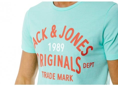 Tee-shirt Jack & Jones T-Shirt Athletic Vert
