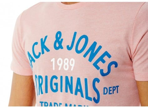 Tee-shirt Jack & Jones T-Shirt Athletic Rose
