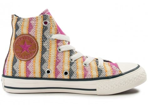 Chaussures Converse Chuck Taylor All-Star Camp Craft Enfant vue dessous