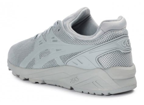 Chaussures Asics Gel Kayano Trainer Evo W grise vue arrière