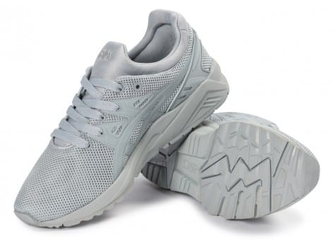 Chaussures Asics Gel Kayano Trainer Evo W grise vue intérieure