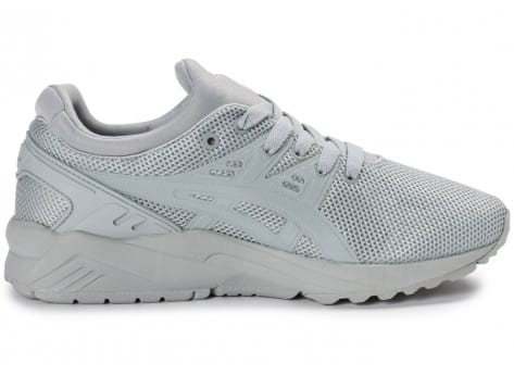 Chaussures Asics Gel Kayano Trainer Evo W grise vue dessous