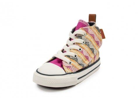 Chaussures Converse Chuck Taylor All-Star Camp Craft bébé vue avant