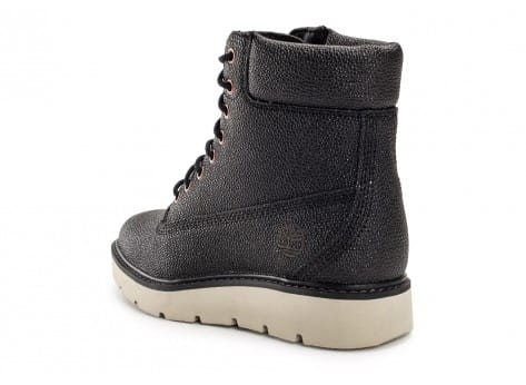Chaussures Timberland Kenniston 6-inch Texture noire vue arrière