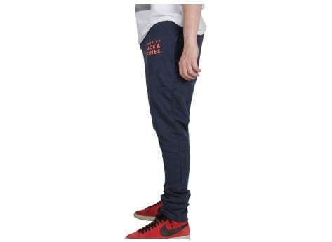 Pantalon Jack & Jones JOGGING SAROUEL MICK BLEU