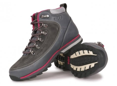 Chaussures Helly Hansen The Forester grise vue intérieure