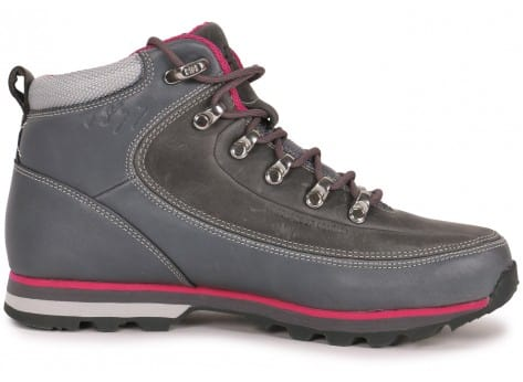 Chaussures Helly Hansen The Forester grise vue dessous