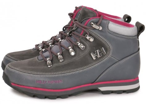 Chaussures Helly Hansen The Forester grise vue extérieure