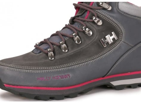 Chaussures Helly Hansen The Forester grise vue dessus