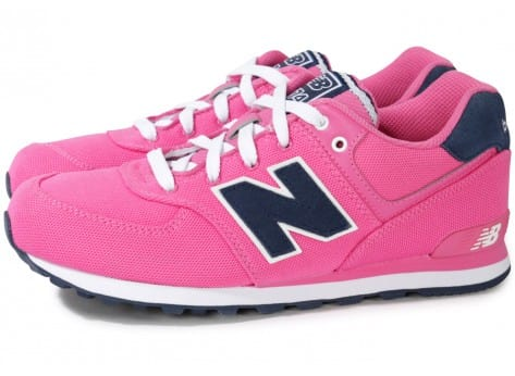 New Balance Rose Fushia