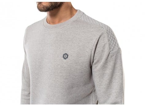 Sweat Jack & Jones Sweat Seventy gris