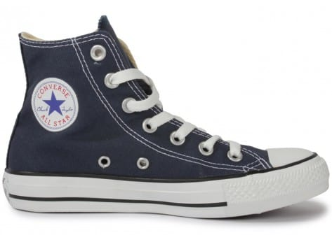 Chaussures Converse Chuck Taylor All Star marine vue dessous