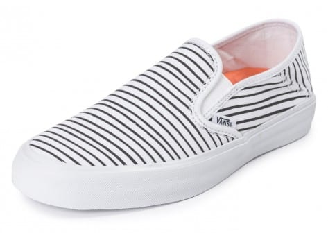 Chaussures Vans Classic Slip-On Sf Stripes vue avant