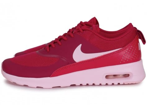 Nike Thea Rose Et Blanche