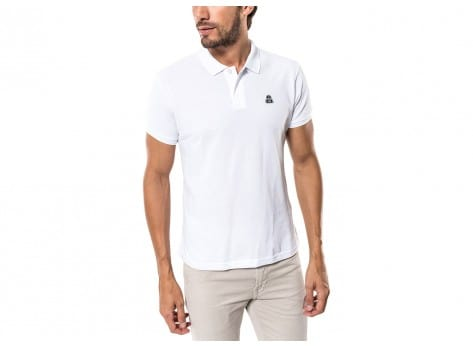 Polo Jack & Jones Polo Star Wars Dark Vador blanc