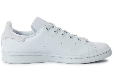 Chaussures adidas Stan Smith Adicolor W Halo Blue vue dessous