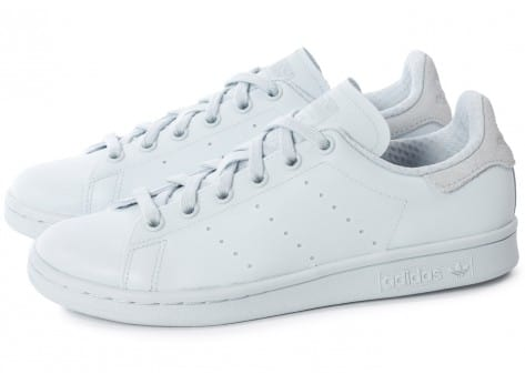 Chaussures adidas Stan Smith Adicolor W Halo Blue vue extérieure