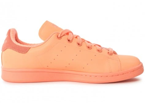 Chaussures adidas Stan Smith Adicolor W Sun Glow vue avant