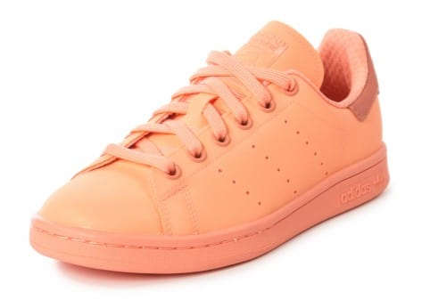 Chaussures adidas Stan Smith Adicolor W Sun Glow vue dessous
