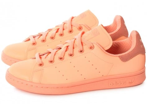 Chaussures adidas Stan Smith Adicolor W Sun Glow vue extérieure