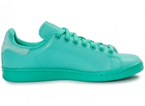 Chaussures adidas Stan Smith Adicolor Shock Mint vue dessous