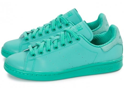 Chaussures adidas Stan Smith Adicolor Shock Mint vue avant