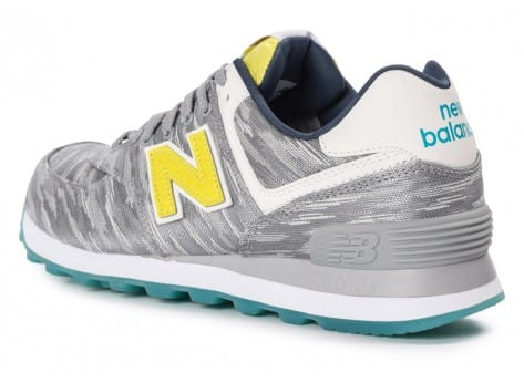 Chaussures New Balance WL574 SIA Summer Waves vue arrière