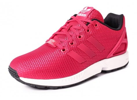 Chaussures adidas ZX Flux Unity Pink vue avant