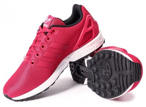 Chaussures adidas ZX Flux Unity Pink vue intérieure